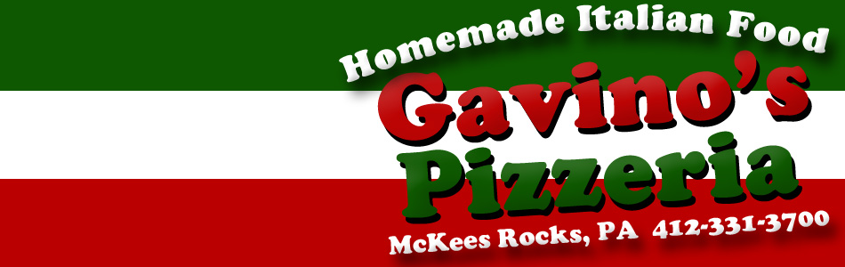 Gavino's Pizza, McKees Rocks, Pittsburgh
